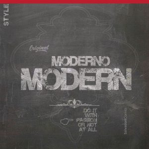 Cornici stile Moderno