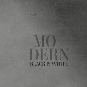 Moderno Bianco e Nero